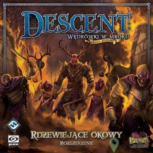 Descent: rdzewiejące okowy galakta marki Fantasy flight games