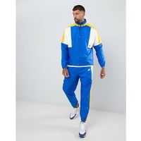 Nike Re-Issue 1989 Joggers In Blue AQ1895-403 - Blue, kolor niebieski