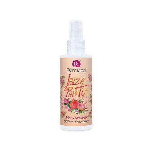 Dermacol Body Love Mist Ibiza Party spray do ciała dla dzieci 150 ml dla kobiet (8595003110129)