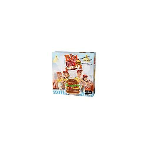 Trefl Big fat burger - poznań, hiperszybka wysyłka od 5,99zł!