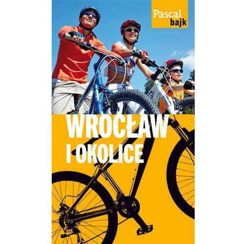 Wrocław i okolice na rowerze (204 str.)