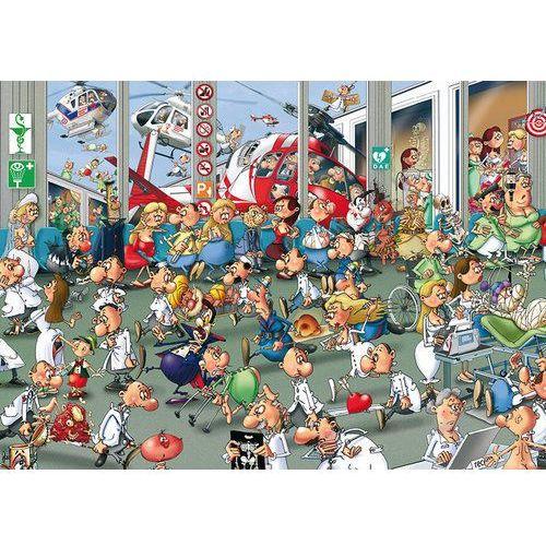 Piatnik Puzzle ryuer accidents+emergencies 1000