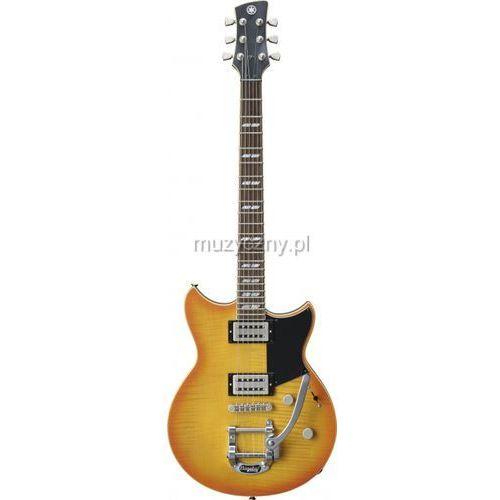 Yamaha Revstar RS720B WLF Wall Fade gitara elektryczna
