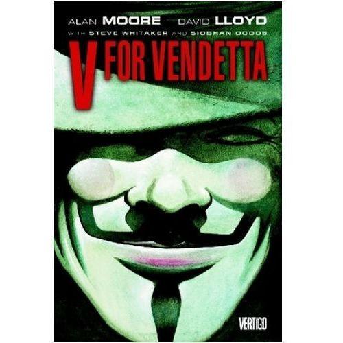 V for Vendetta, Moore, Alan