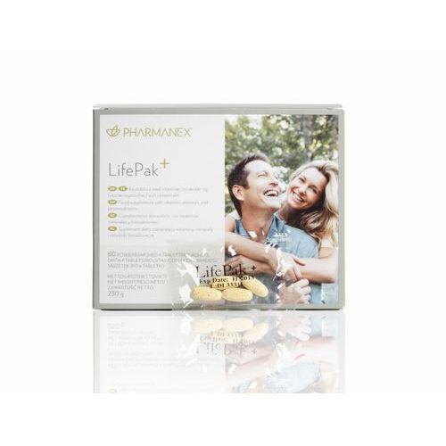 Zestaw witamin i minerałów LifePack+ z kategorii Pozostałe delikatesy