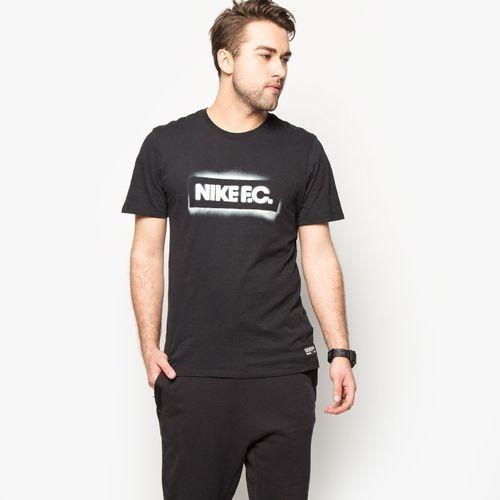 NIKE T-SHIRT FC STENCIL BLOCK TEE, Nike