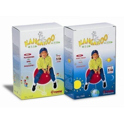Piłka gimnastyczna Togu Kangaroo 45 cm - turkusowy