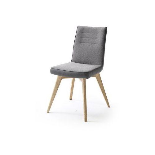 Krzesła nowoczesne LILIANA stelaż drewniany- własna kompozycja