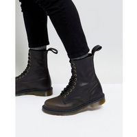 10-eye tall boots in black - black, Dr martens