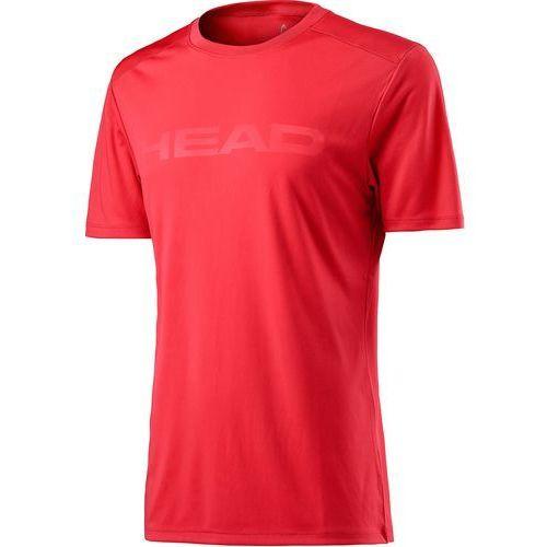 Head koszulka sportowa vision corpo shirt b red 140
