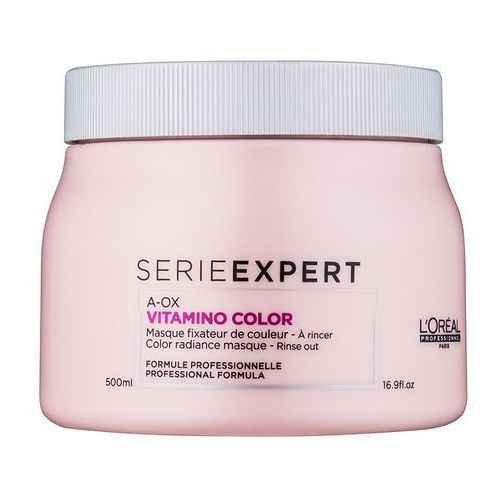 Loreal Vitamino Color A-OX - maska do włosów farbowanych 500ml