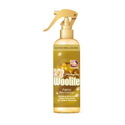 Woolite gold magnolia spray do pielęgnacji tkanin 300 ml (5900627074598)