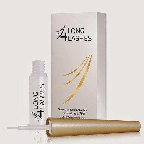 serum przyspieszające wzrost rzęs wyprodukowany przez Long 4 lashes