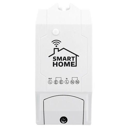 Eura-tech EL Home WS-13H1 - przekaźnik monitorujący temperaturę i wilgotność - 230V / 14A - WiFi