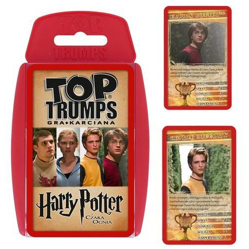 Top Trumps Harry Potter i Czara Ognia (5036905034470)
