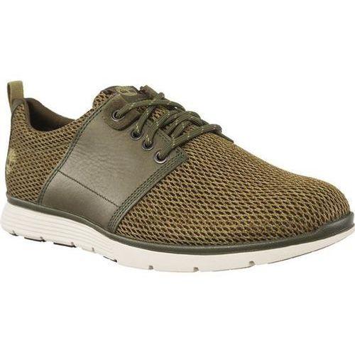 Buty killington leather fabric oxford grape leaf - męskie sneakersy - ortholite/sensorflex marki Timberland