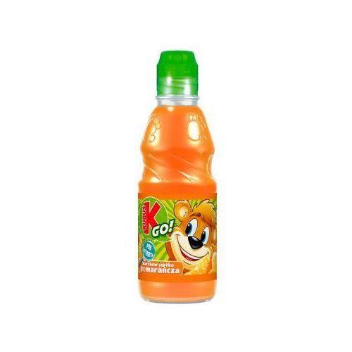 Sok z warzyw i owoców Kubuś Go! Marchew jabłko pomarańcza 300 ml