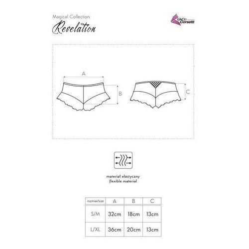 Revelation lc 90315 magical collection szorty marki Livco corsetti fashion
