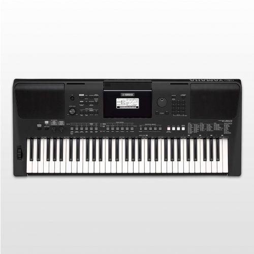 psr e 463 keyboard instrument klawiszowy marki Yamaha - OKAZJE