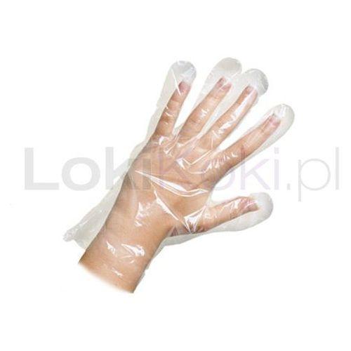 Rękawiczki jednorazowe damskie 100 szt.  marki Comair