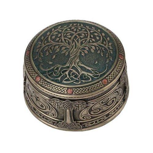 Celtycka szkatułka drzewo życia wu77533a4 marki Veronese