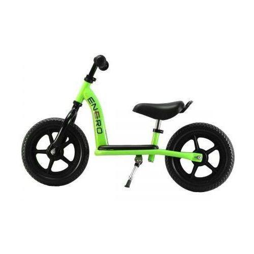 Enero Rowerek biegowy trans zielony + darmowy transport!
