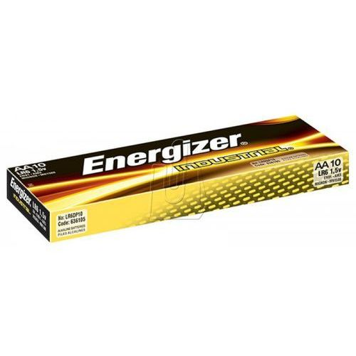 Energizer Baterie lr6 aa industrial 10 sztuk