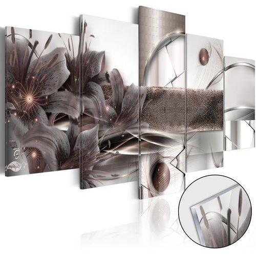 Obraz na szkle akrylowym - Energia kosmosu [Glass] bogata chata