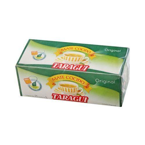 Yerba mate  25x3g taragui original mate cocido herbata yerba mate ekspresowa
