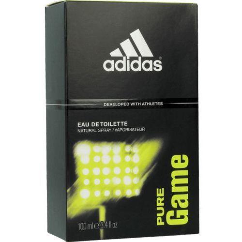 Adidas Pure Game, woda toaletowa