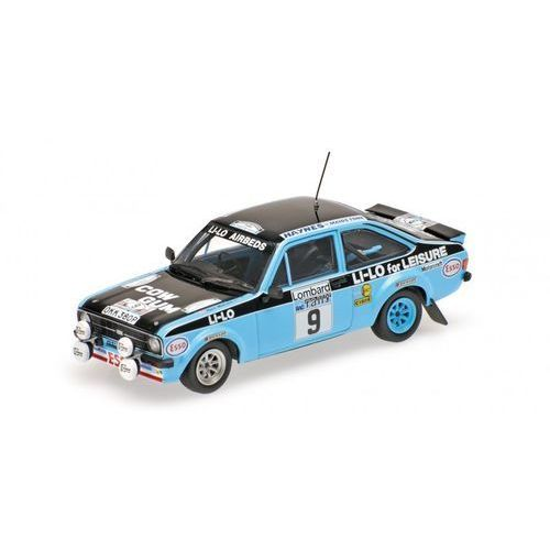 Ford Escort II RS1800 ESSO #9 Clark/Wilson (4012138101753)