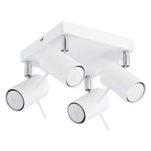 Points lampa sufitowa (spot) 4-punktowa O2574 P4 BIA (5902082866060)