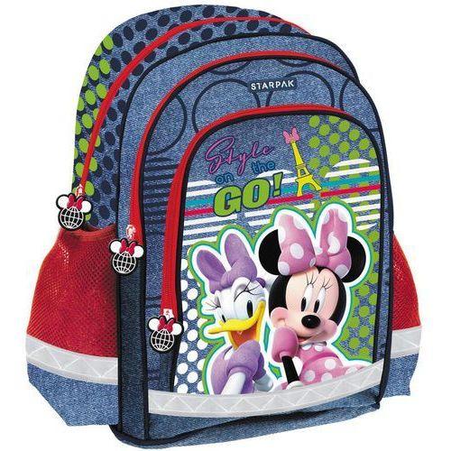 Plecak szkolny Minnie STK 15-14 (372488)