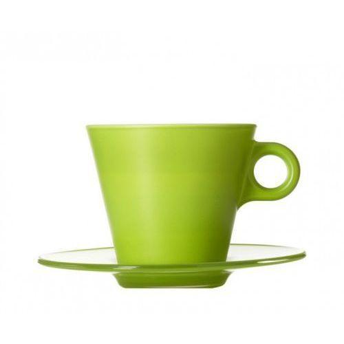 LO - Filiżanka + spodek zielona Ooh! Magico (4002541122759)