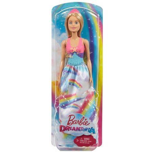 Lalka dreamtopia ksieżniczka fjc95 marki Barbie