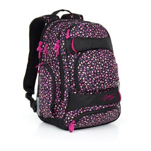 Plecak młodzieżowy Topgal HIT 862 H - Pink, kolor różowy