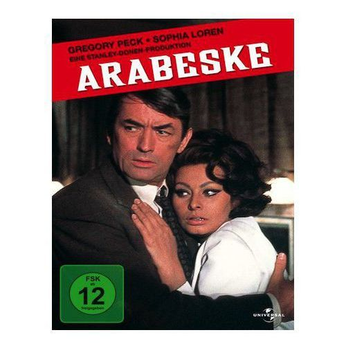 Universal studio Arabeska [dvd]