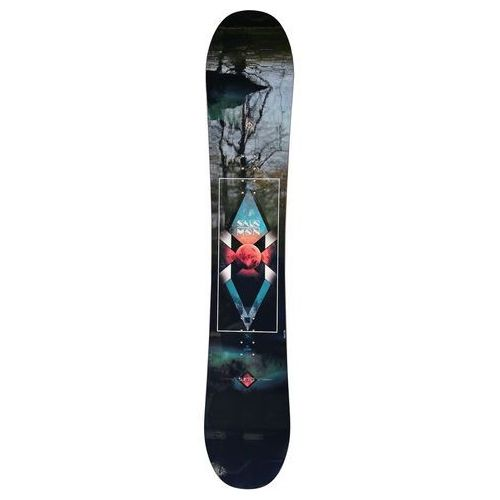 DESKA SNOWBOARD SALOMON SUBJECT MAN 156 CM