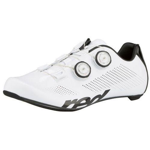 pro road i carbon buty biały 41 2018 buty szosowe zatrzaskowe marki Red cycling products