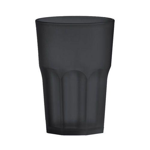 Tomgast Szklanka z poliwęglanu 0,5 l, czarna | , mb-45b