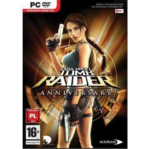 Gra Tomb Raider Anniversary