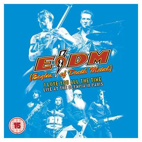 I Love You All The Time – Live at The Olympia in Paris (2xCD) - Eagles Of Death Metal (5034504166929)