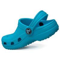 Crocs Klapki kids' classic clog ocean 10006-456