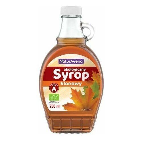 BIOAVENA 250ml Syrop klonowy typ A Bio (5908445475719)