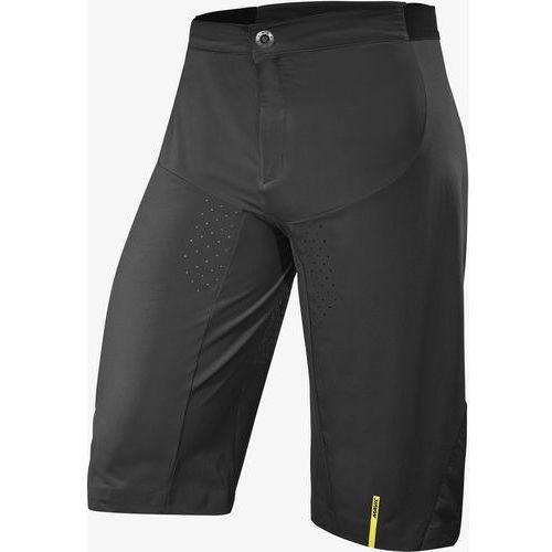 Mavic xa pro spodnie rowerowe mężczyźni czarny l 2018 spodenki rowerowe
