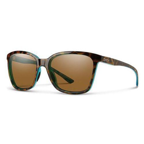 Okulary słoneczne smith colette/n polarized ipr/l5 marki Smith