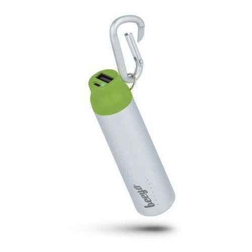 Beeyo Powerbank  beeyo pocket usb battery tank 2000 mah zielony - gsm021410 darmowy odbiór w 21 miastach! (5900495478740)