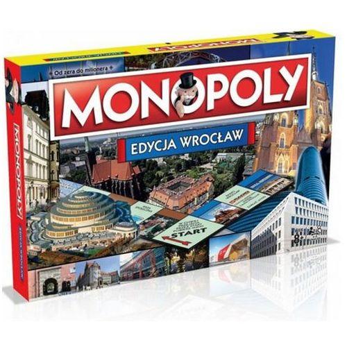Hasbro Gra monopoly wrocław + darmowy transport!
