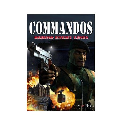 Commandos Behind Enemy Lines (PC)