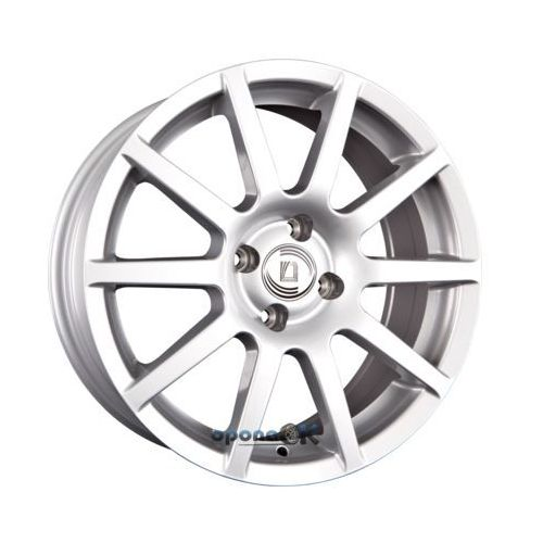 Diewe wheels allegrezza pigmentsilber einteilig 7.00 x 17 et 45